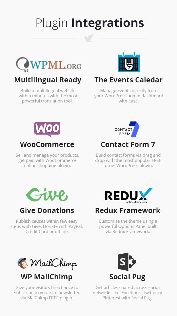 ChurchWP - A Contemporary WordPress Theme for Churches - 3